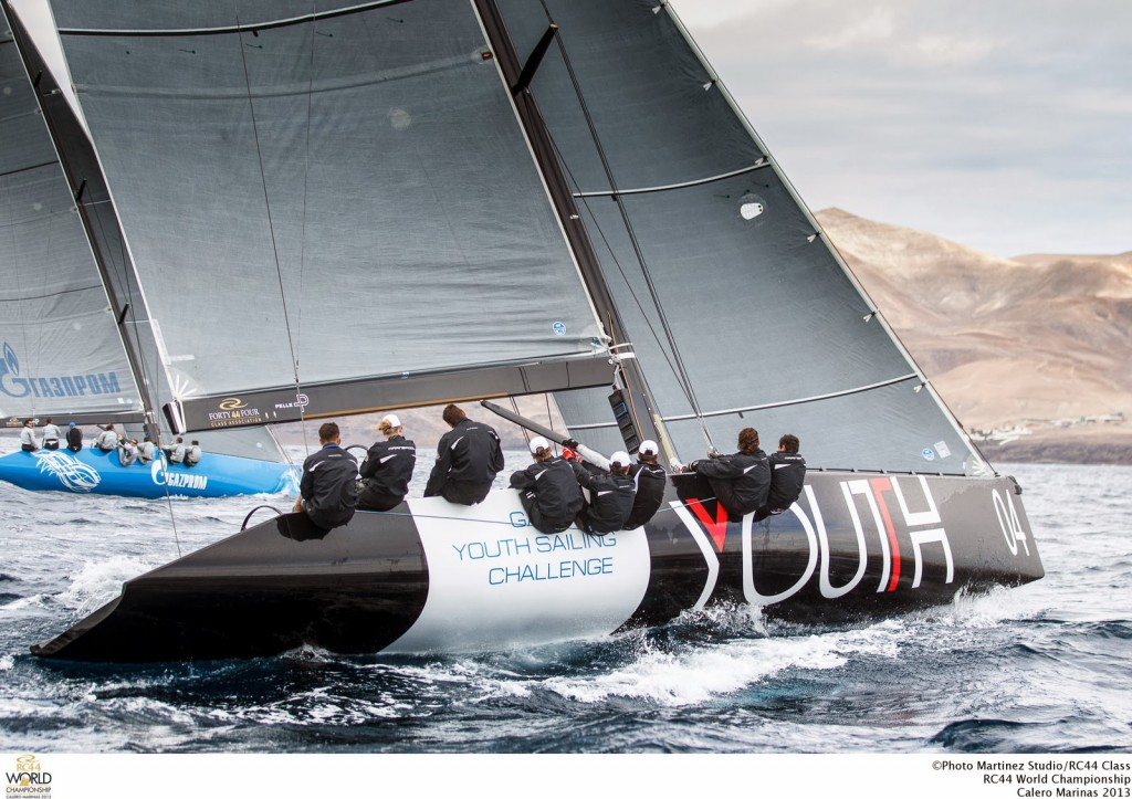 GAZPROM YOUTH SAILING CHALLENGE