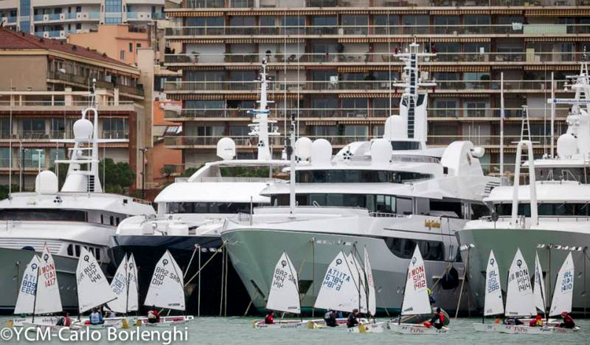 «Monaco Optimist Team Racing»